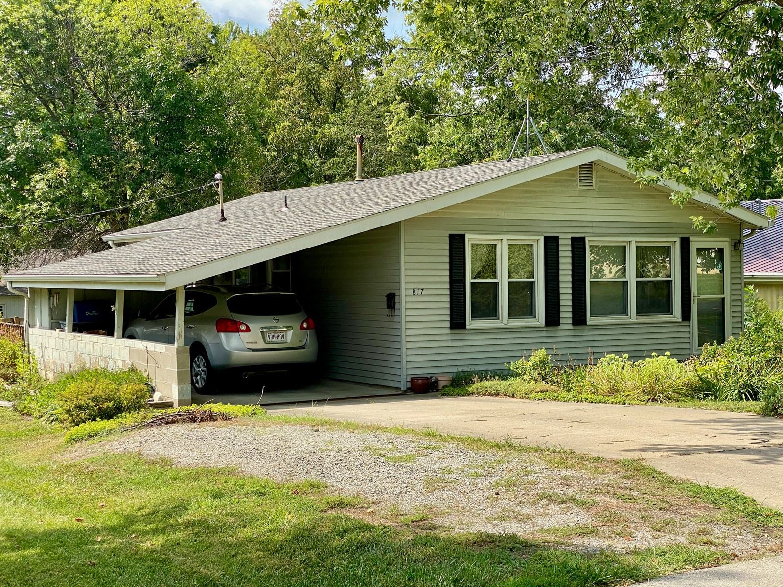 Budget Ranch Home for Sale in Cameron, MO, Dekalb County
