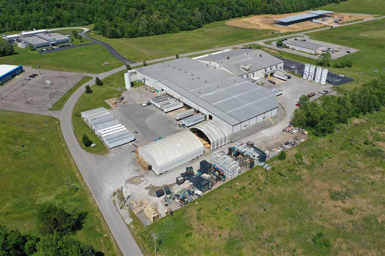 Commercial/Industrial property for lease at Madisonville, Ky