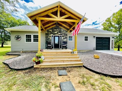 El Dorado Springs Missouri Country Home For Sale , Vernon Co