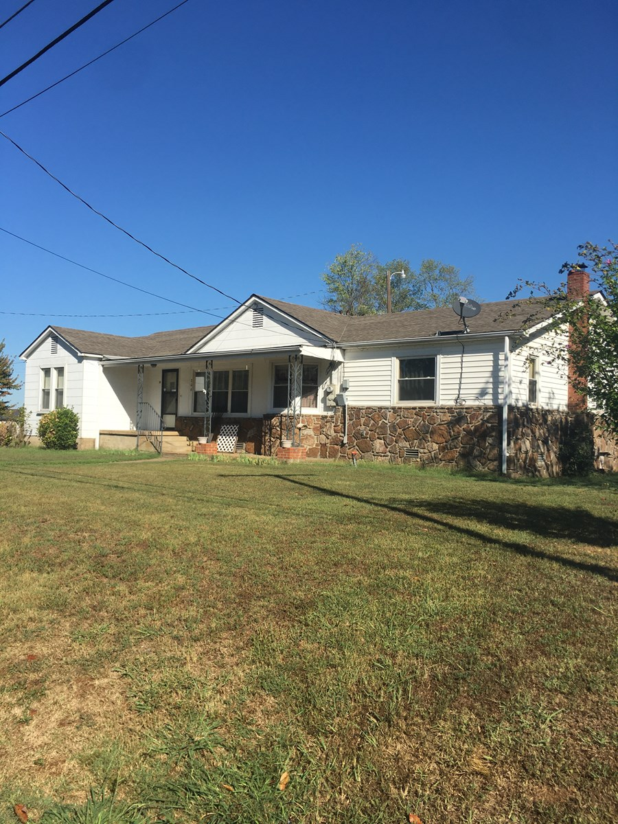 Home for Sale in Marshall, Arkansas