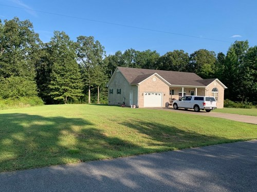 Single Family Home for Sale in Rural Tennessee Development
