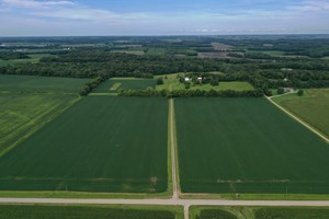 SOUTHERN ILLINOIS FARM LAND FOR SALE | TILLABLE LAND AUCTION