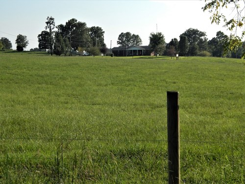 Tennessee Country Home and Farm on 55.6 Acres, 2 Ponds!