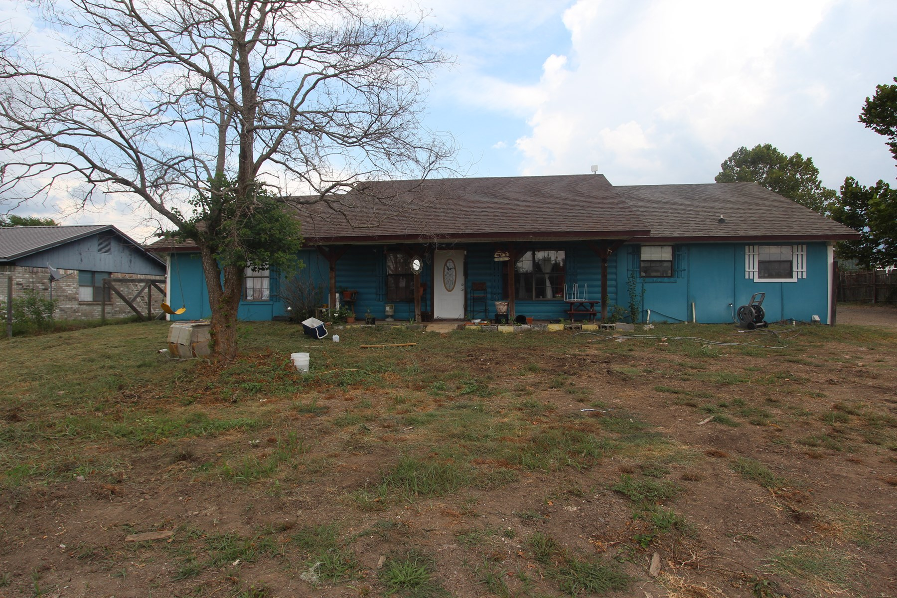 Country Home On Small Acreage For Sale Paris Texas