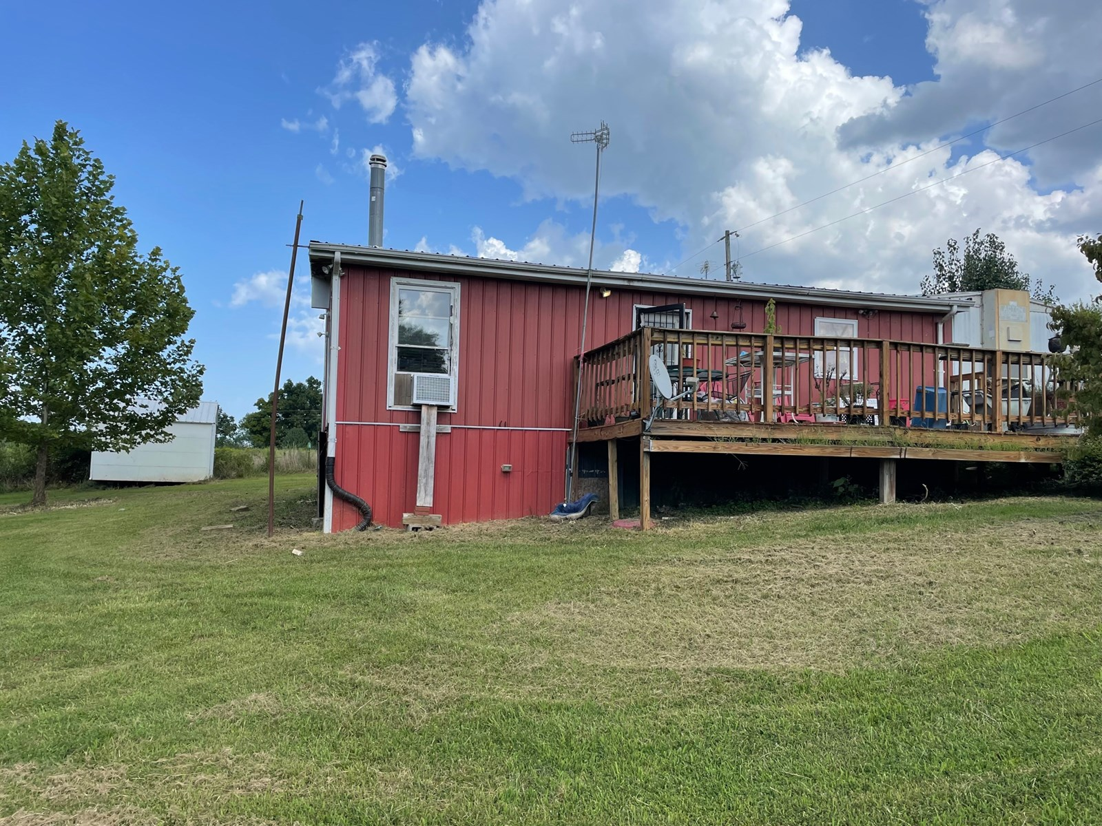 Home with rental income for sale near Adolphus Ky.