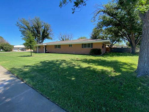 Fort Stockton, Texas House For Sale 101 S Everts Pecos Co