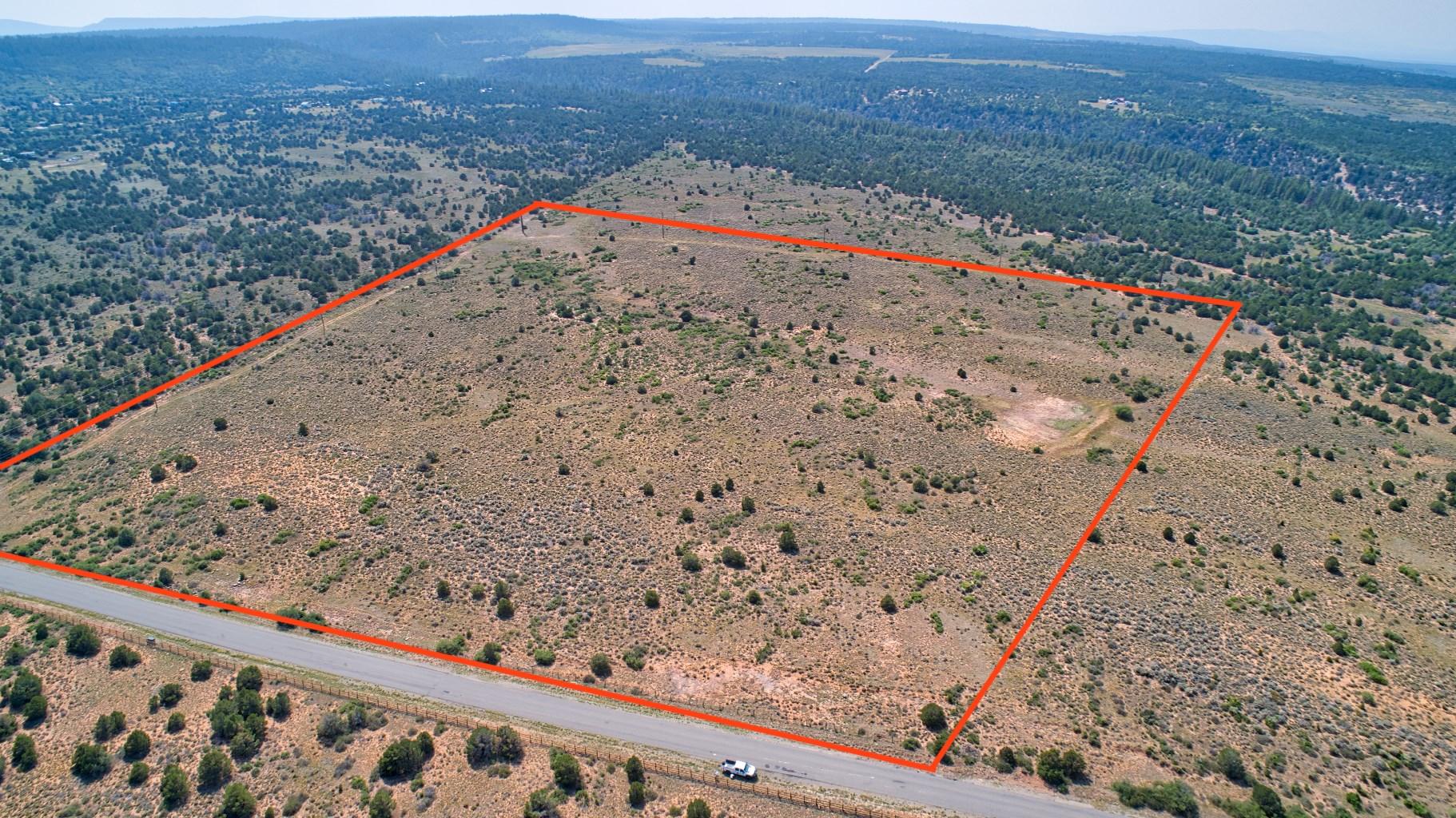 Southwest Colorado acreage with no HOA or covenants