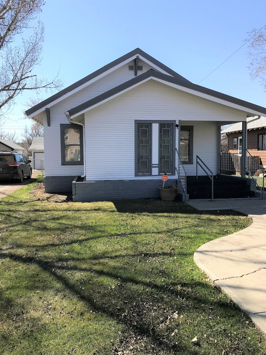 Nicely Updated, Move-in Ready Home For Sale in Wolf Point, M