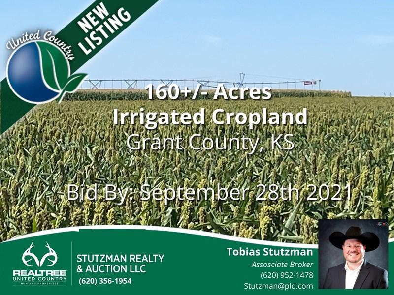 stutzman private auction land sales ks farm ranch