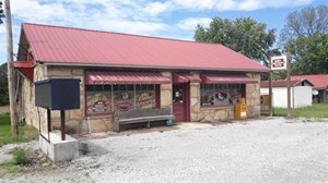 HISTORIC COUNTRY STORE PROPERTY FOR SALE FULTON CO ARKANSAS