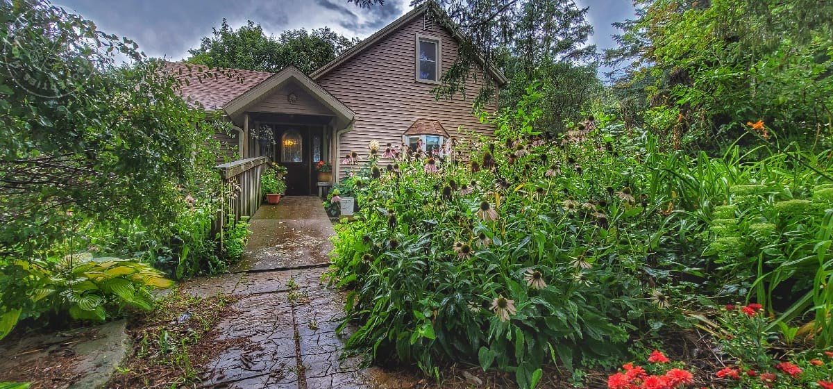 80 Acre Country Home for Sale in Richland County WI