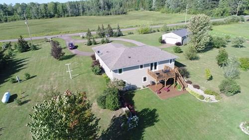 Large Impressive Home On 16+ Acres For Sale Near Askov MN