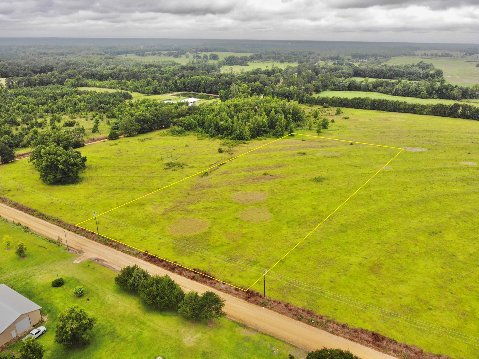 4.3ac Land for Sale Slocomb Alabama - Geneva County AL