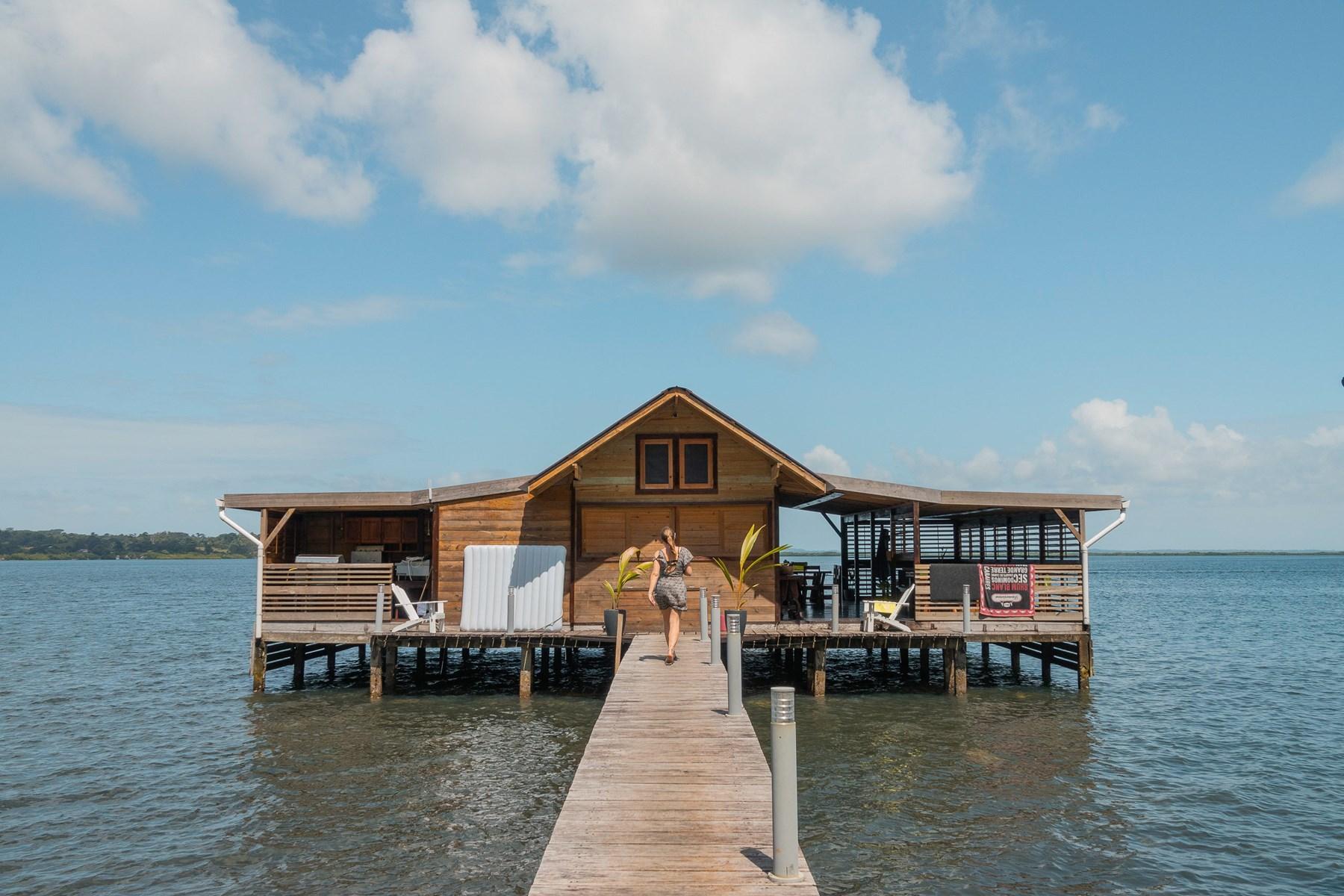 Turn-key hotel, Dolphin Bay, Bocas del Toro