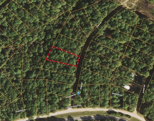Residential Lot for Sale in Hidden Valley Lakes in Tennessee