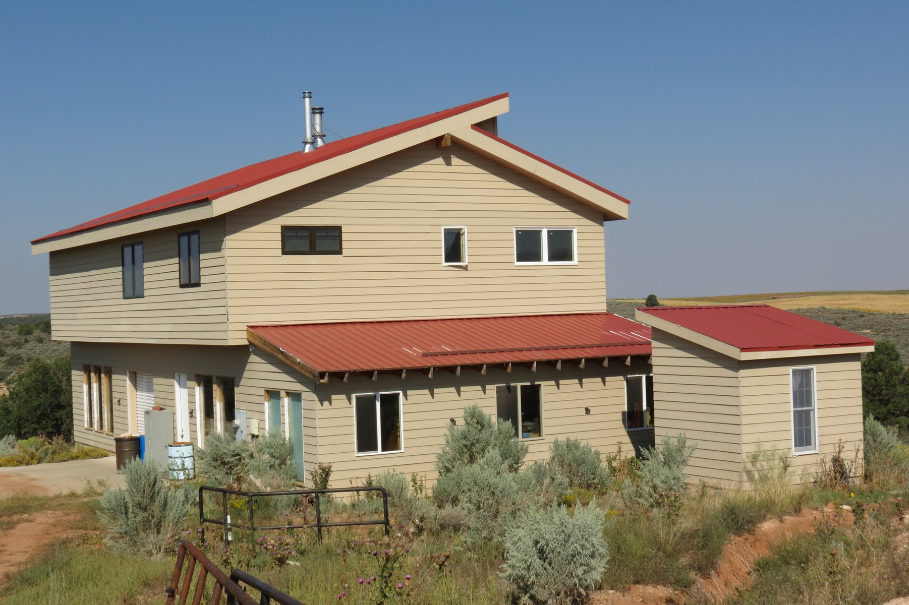 Large Unfinished Home In Cahone, CO For Sale!
