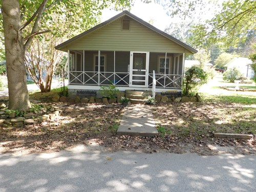 Jasper Home Buffalo River Region Newton County For Sale