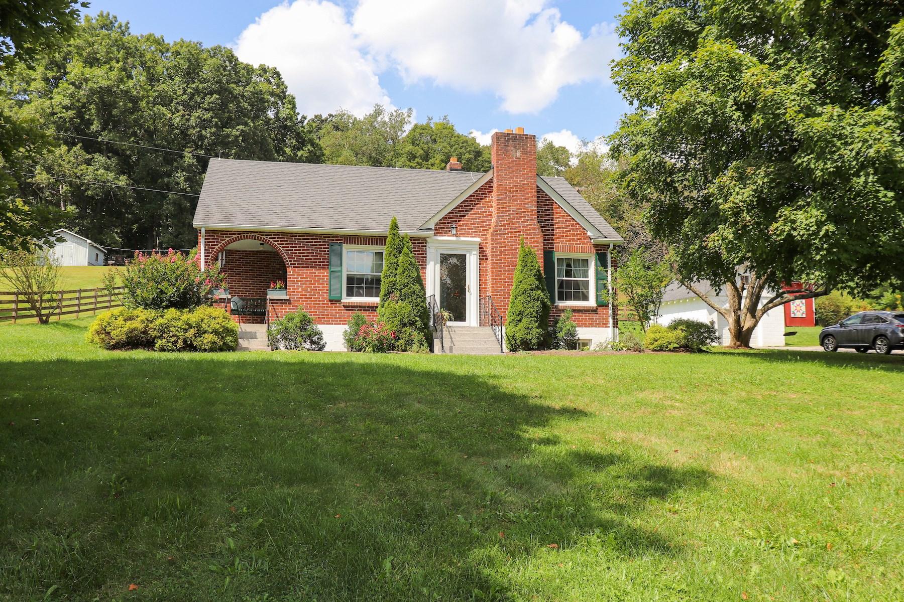 Beautiful Brick Home for Sale in Floyd VA!