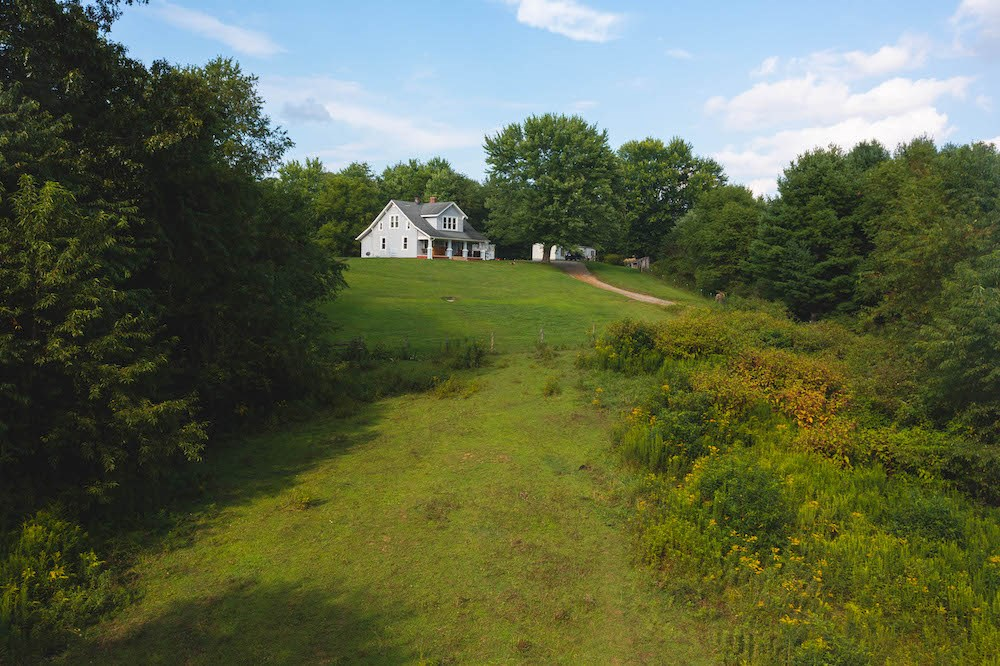 Home with Land for Sale in Riner VA!