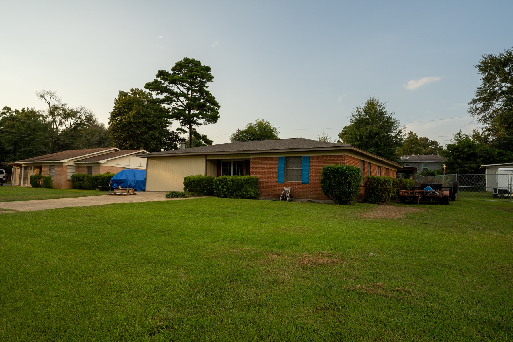 Updated Family Home For Sale in East Marshall, TX!