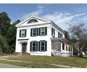 CIRCA 1848 VILLAGE HOME