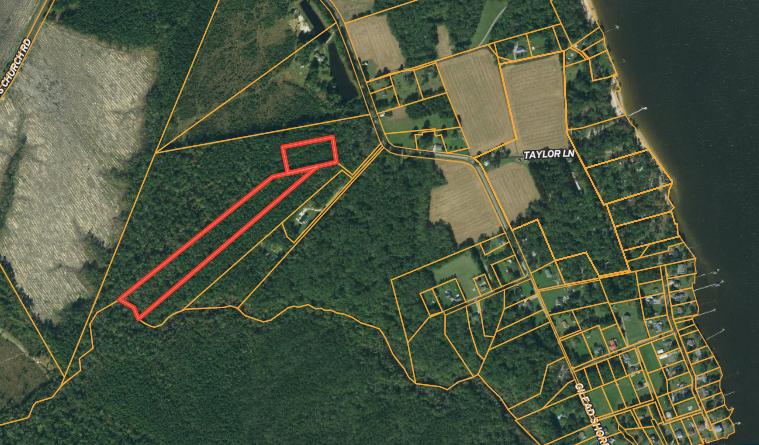 10 Acres For Sale Blounts Creek Beaufort County NC