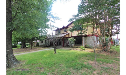 Investment Home In Town For Auction Paris Texas