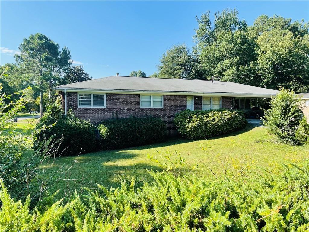 RANCH HOME / CORNER LOT / COBB COUNTY, GA