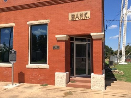 NORTHEAST TEXAS HISTORIC BANK BUILDING