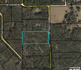 10 ACRES FOR SALE IN OLD TOWN, FLORIDA