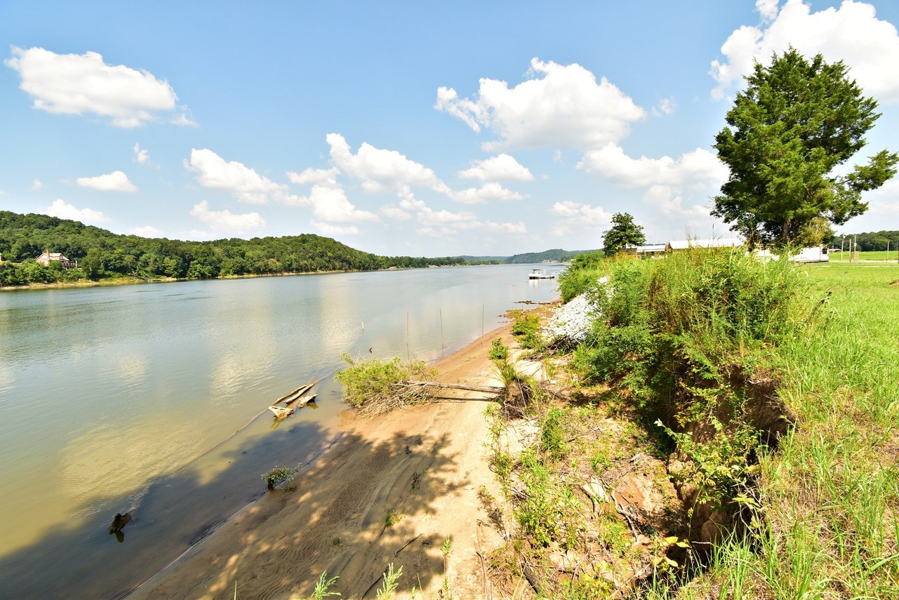 Tennessee River Front Camping Lot Clifton TN $120,000