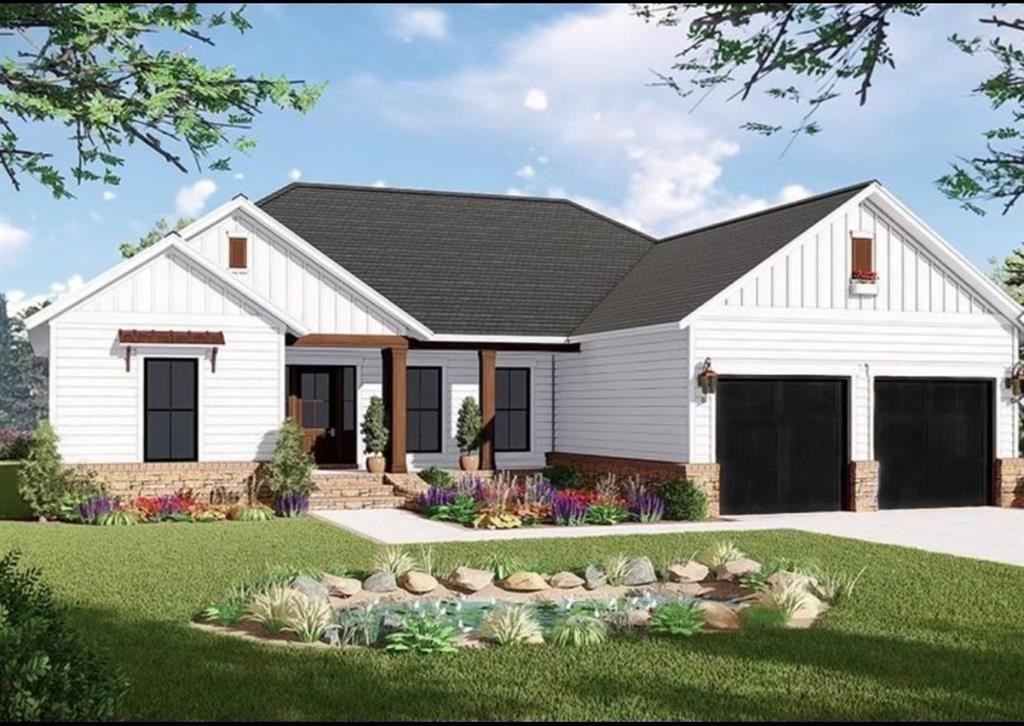 New Construction Spec Home For Sale Powderly Texas