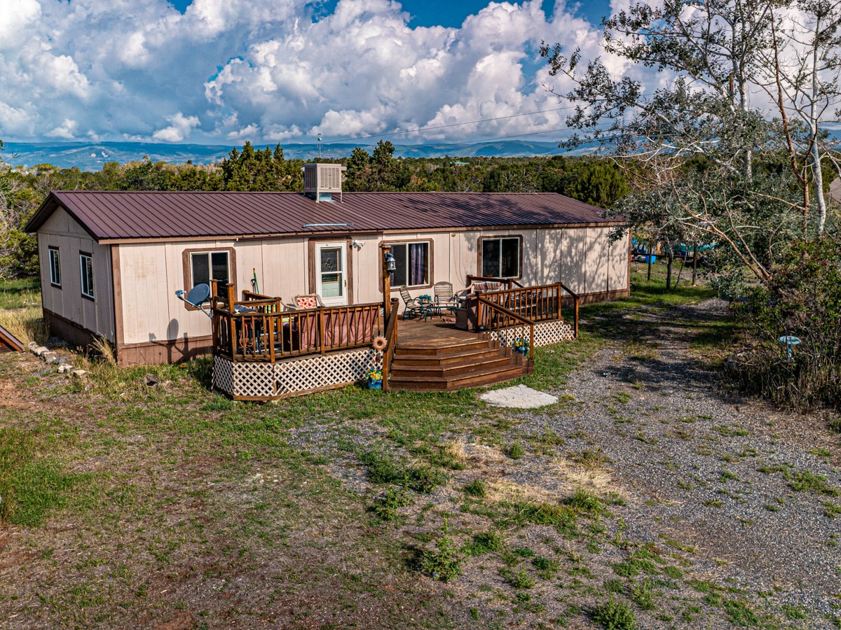 Colorado Manufactured Home With Acreage