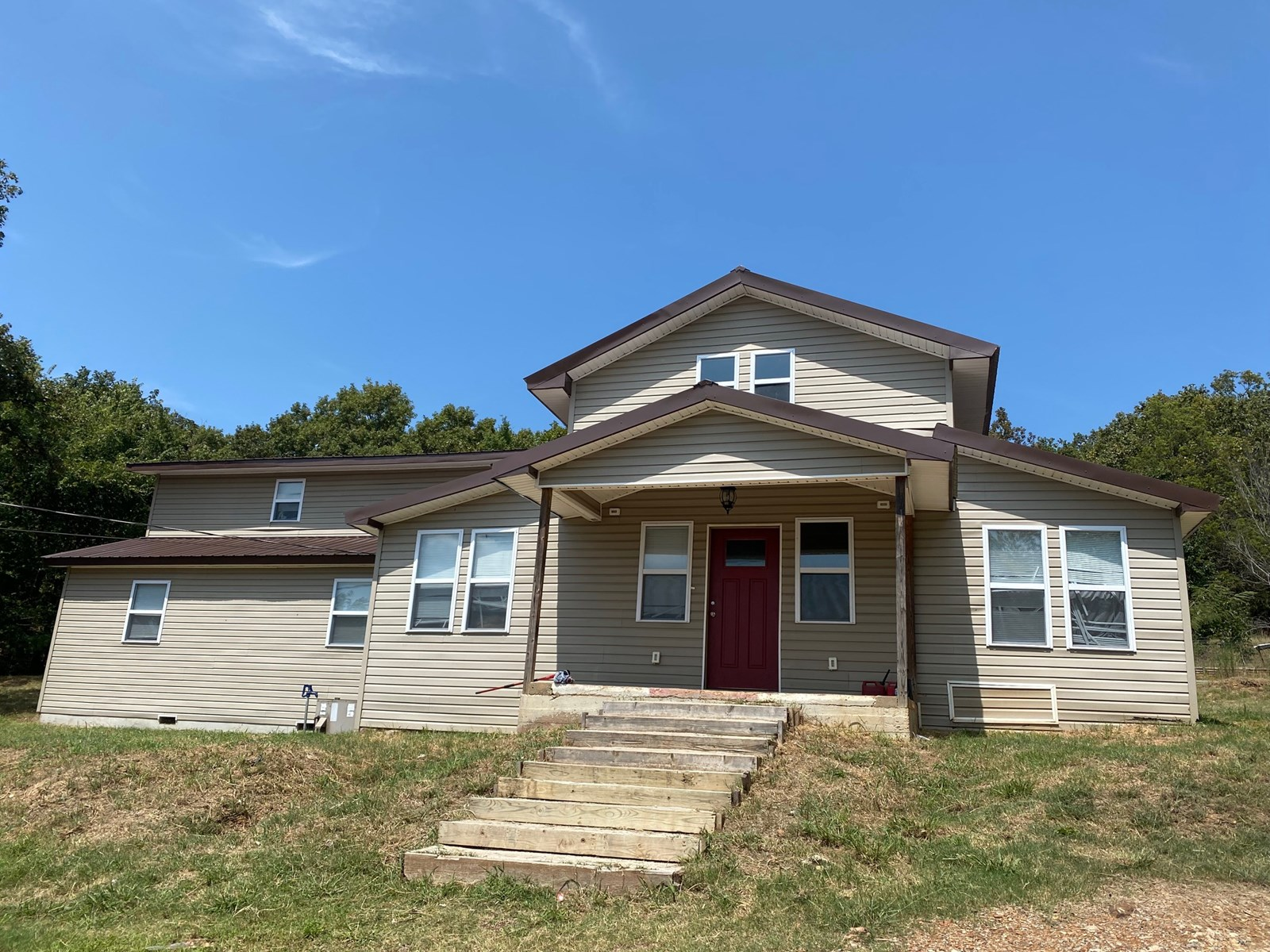 Large family home for sale Wilburton, OK