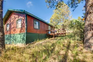 MOUNTAIN HOME FOR SALE IN TIMBERON, NM
