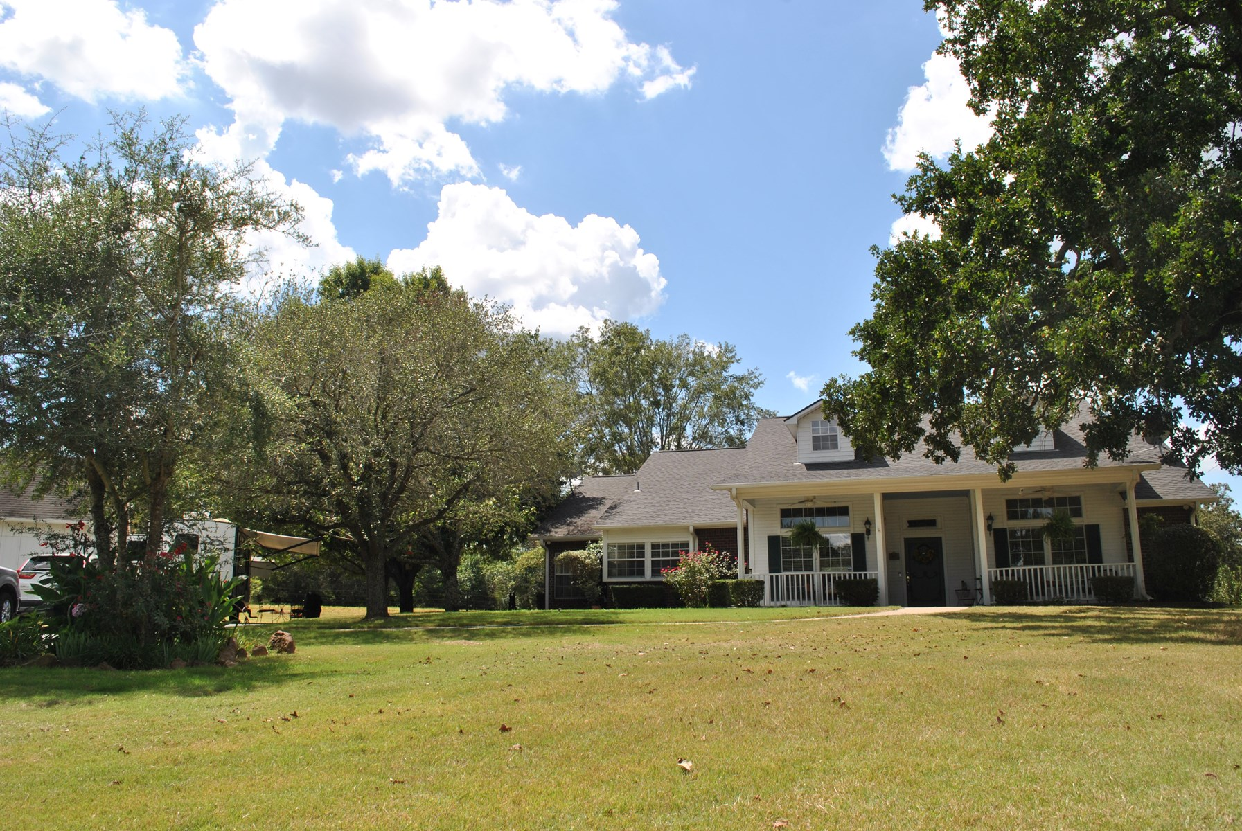 Country Home For Sale, Smith County Lindale Texas, Acreage