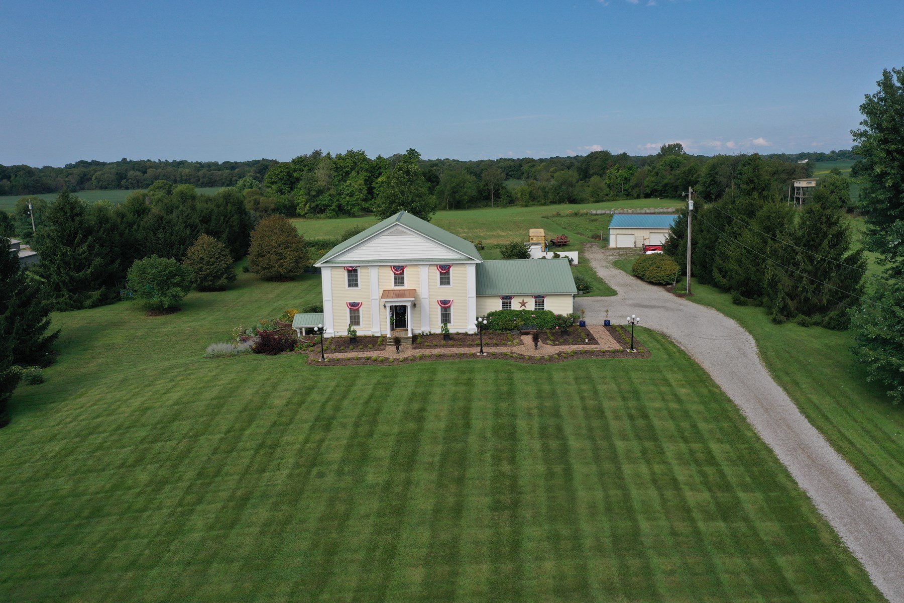 Centerburg, Ohio, Knox County, Country Home, Rural Property,
