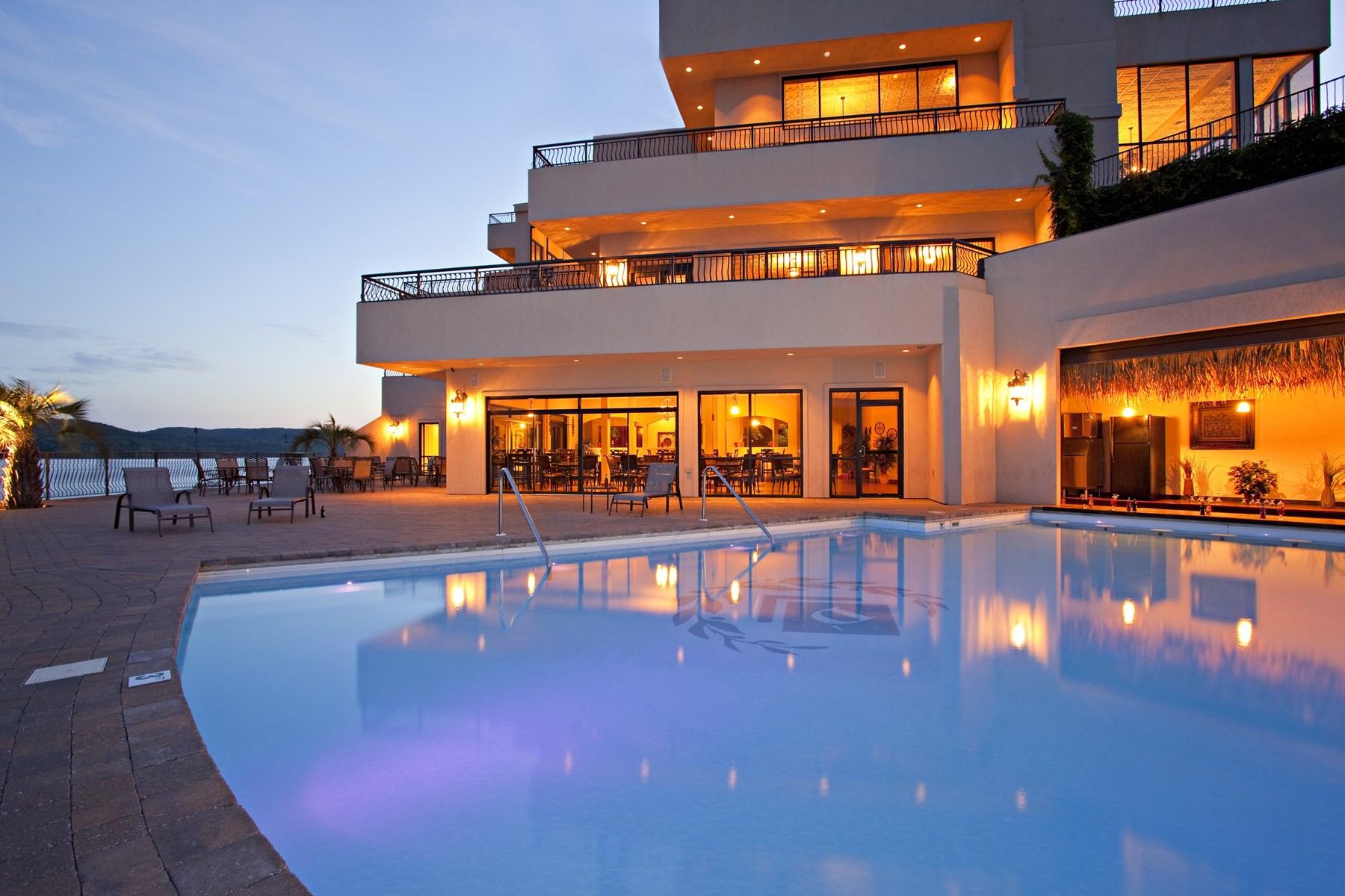 For Sale * D'Monaco Luxury Resort * Table Rock Lake, Mo