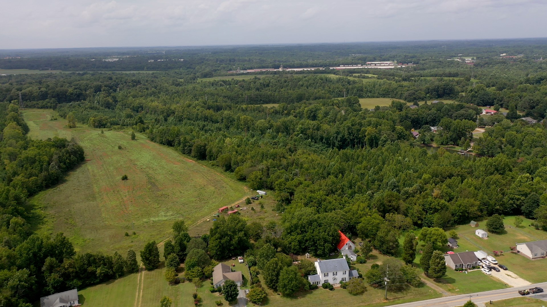 Davidson County Development and Investment Tract