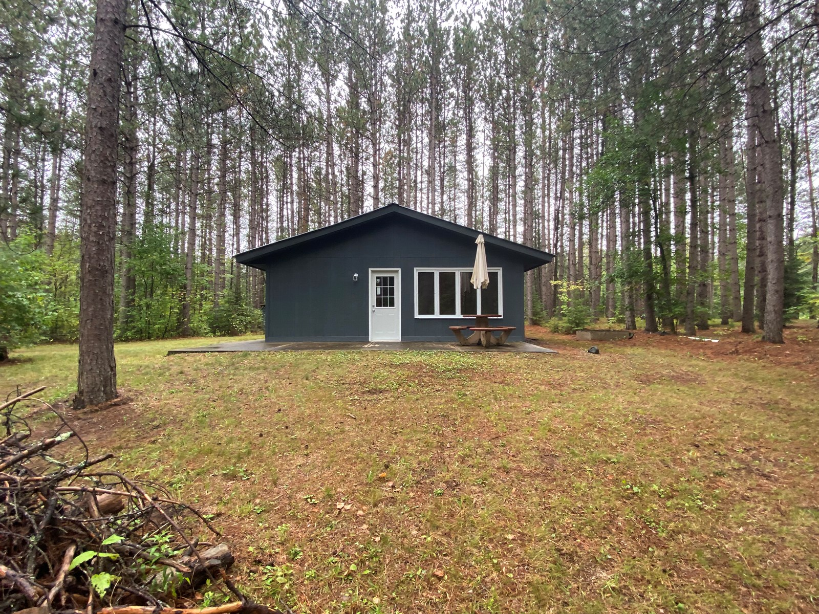 Property For Sale On Willow River - Partially Finished Cabin