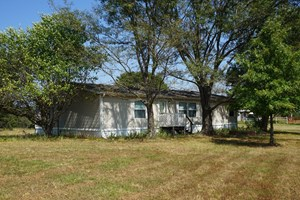 115 AC +/-  & HOME   NO RESERVE LAND AUCTION, MEEKER, OK