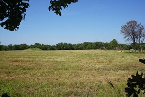 58 AC +/- TR. 6 OF 7   NO RESERVE LAND AUCTION, MEEKER, OK