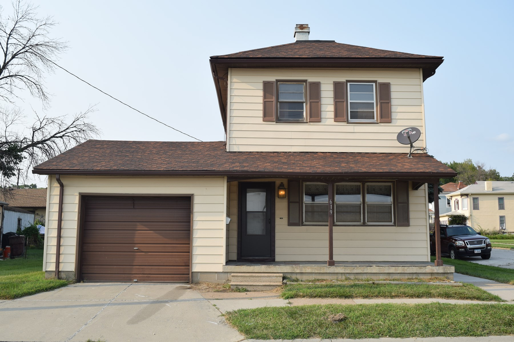 Investment Property or Spacious Family Home, Missouri Valley