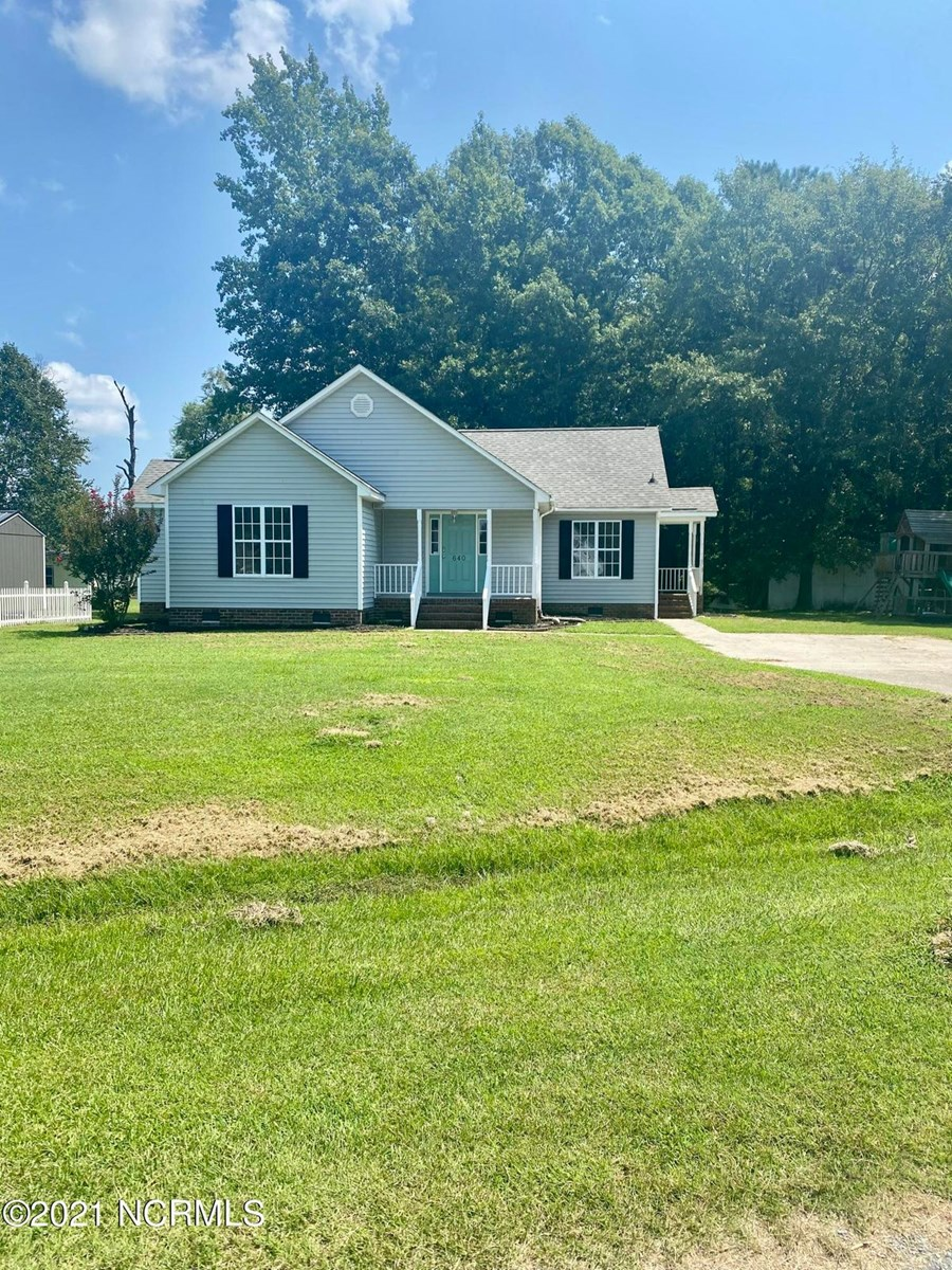 Home For Sale in Greenville, NC