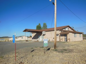 COMMERCIAL PROPERTY W/LIVING QUARTERS IN NORTHERN, CA