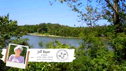 Lot on Crown Lake in Horseshoe Bend, AR