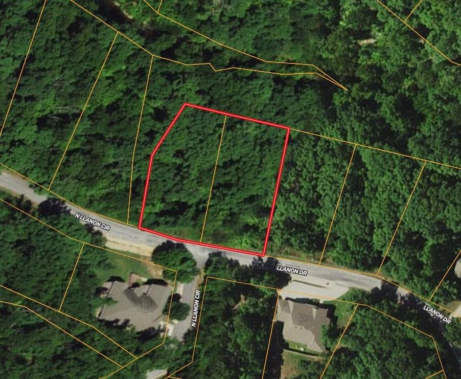 Bella Vista building double lot for sale, septic survey done