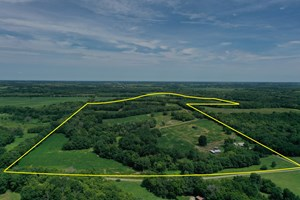 FOR SALE 160 ACRE M/L FARM IN CALDWELL COUNTY