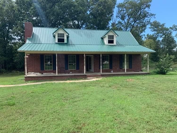 Country Home with Acreage For Sale Near Saint Joe, Arkansas