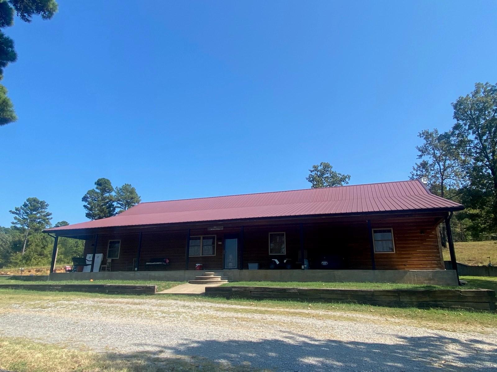 Country home for sale- Red Oak, OK  Southeast Oklahoma